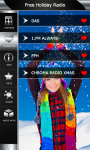 Free Holiday Radio screenshot 5/6