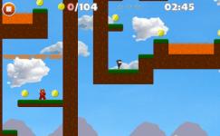 Little Ninja Quest: platform game screenshot 1/1