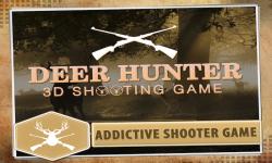 Deer Hunter: 3D Sniper Shooter screenshot 2/5