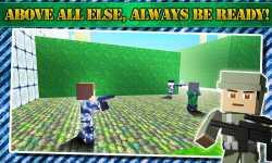 Cube Wars Battlefield Survival screenshot 2/5