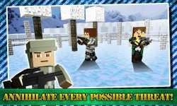 Cube Wars Battlefield Survival screenshot 3/5
