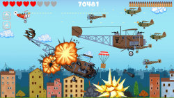 Red Baron: Fly and Shoot screenshot 1/5