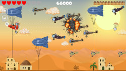 Red Baron: Fly and Shoot screenshot 2/5