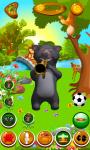 Talking Bear Free screenshot 5/6