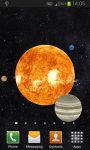 Solar System 3D LWP screenshot 3/6
