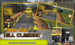 Tuk Tuk Hill Climbing screenshot 6/6