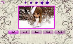 Pretty Dolls the Jigsaw Puzzle screenshot 3/4