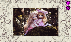 Pretty Dolls the Jigsaw Puzzle screenshot 4/4