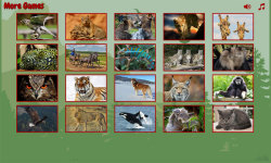 Puzzles for adults animals screenshot 2/6