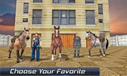 Police Horse Chase: Crime Town screenshot 4/4