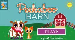 Peekaboo Barn pack screenshot 1/5
