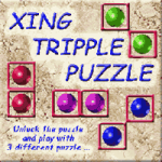 Xing Tripple Puzzle (Hovr) screenshot 1/1
