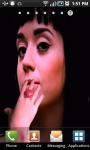 Katy Perry LWP screenshot 3/3