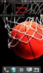 Dallas Basketball Scoreboard Live Wallpaper screenshot 1/4
