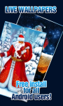 Santa Clause Live Wallpapers screenshot 2/4