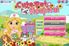 Cute Animal Hospital screenshot 1/3
