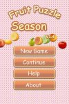 Fruit Puzzle Season screenshot 1/2