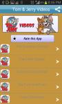 Tom and Jerry Cartoon Video Free screenshot 1/5