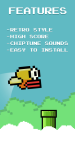 Floppy Bird Free screenshot 1/3