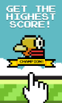 Floppy Bird Free screenshot 3/3
