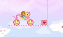 Rainbow Pony Ride screenshot 2/2