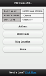 Chennai Bank ATM Locator screenshot 2/4