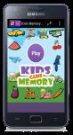 Fun Memory Kids Game screenshot 1/6