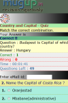 Country And Capital Quiz screenshot 3/3