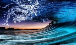 Big Waves Live Wallpaper screenshot 2/3