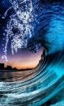 Big Waves Live Wallpaper screenshot 3/3