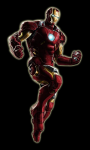The Iron Man characters The Movie Live Wallpaper screenshot 5/6