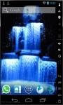 Stepped Waterfall Live Wallpaper screenshot 1/2