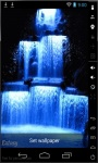 Stepped Waterfall Live Wallpaper screenshot 2/2