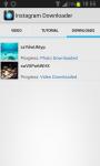 Video Downloader for Instagram screenshot 1/4