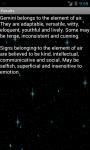 Astrology Fun App screenshot 2/3