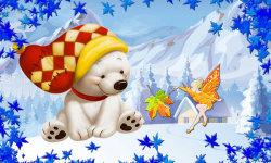 Puzzles fairies and bears screenshot 1/6