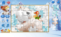 Puzzles fairies and bears screenshot 5/6