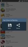 Bluetooth App Share an Backup screenshot 2/4