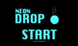 Neon Drop screenshot 1/5
