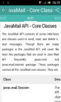 Learn JavaMail API screenshot 2/2