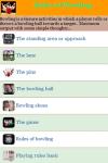 Rules of Bowling screenshot 2/3