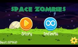 Space Zombies screenshot 1/1