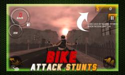 Bike Attack Stunts screenshot 4/6