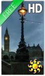 City London Night LWP screenshot 1/2
