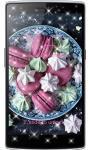 Macaroon Wallpaper Dessert screenshot 3/5
