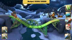 Bridge Constructor HD f screenshot 1/6