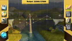 Bridge Constructor HD f screenshot 2/6