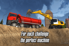Construction Sim 2014 swift screenshot 5/5
