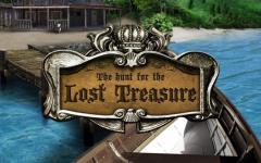 The Lost Treasure select screenshot 1/6