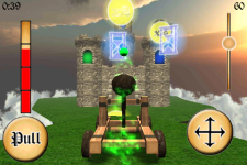 Sky Catapult 3D screenshot 2/6